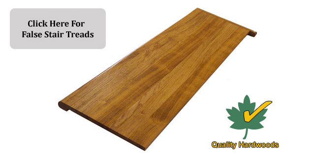 Buy Stair Treads In USA   Oak, Birch Maple, Jatoba, Walnut.