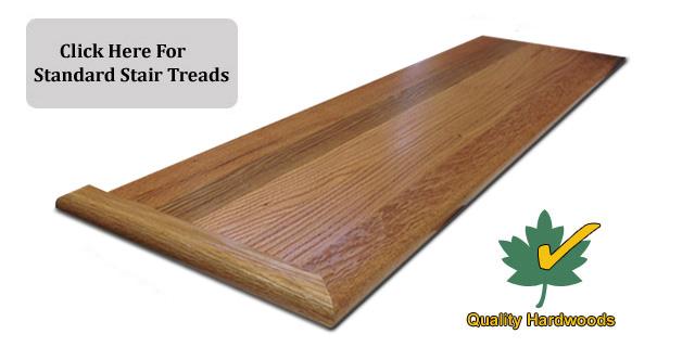 Awesome Buy Stair Treads In USA   Oak, Birch Maple, Jatoba, Walnut.