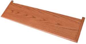 Stair Tread Double Miter Ends (Stair Treads Canada)